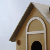AD Laser Images - birdhouse kit 3